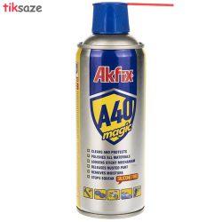 اسپری روان کننده آکفیکس AKFIX A40