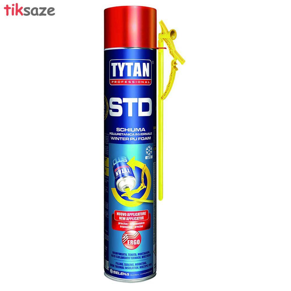 اسپری-فوم-پلی-اورتان-تایتان-STD-Straw