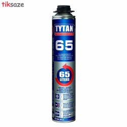 فوم پلی اورتان حرفه ای تایتان ۶۵ TYTAN (تفنگی)