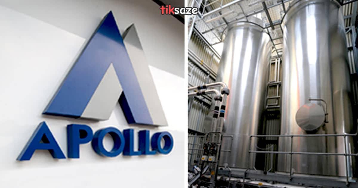 چشم اندازها و ارزش های اصلی شرکت آپلو APOLO